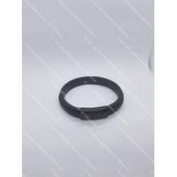 Leren heren armband (20cm)