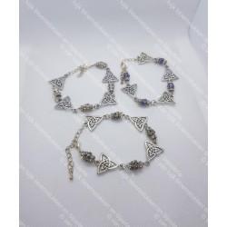 Armband keltische knoop